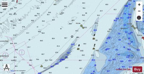 All Netherlands : 1R75K8XI Marine Chart - Nautical Charts App