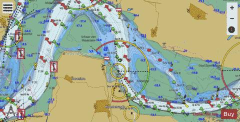 All Netherlands : 1R76K7XI Marine Chart - Nautical Charts App