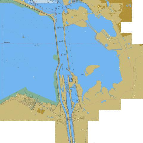 II_NL_1R5SR002 - All Netherlands Marine Chart - Nautical Charts App