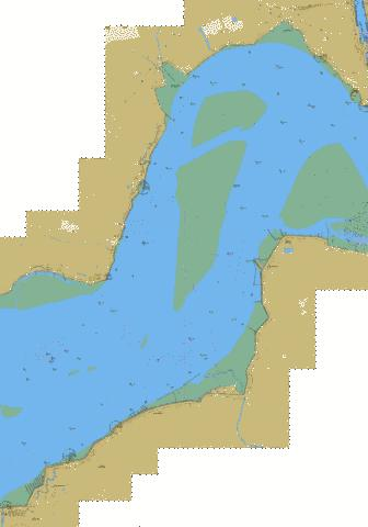 II_NL_1R5WS002 - All Netherlands Marine Chart - Nautical Charts App