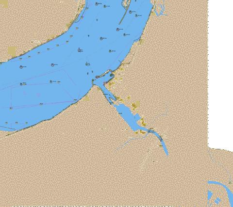 II_NL_1R6788RI - Inland Waterways Marine Chart - Nautical Charts App