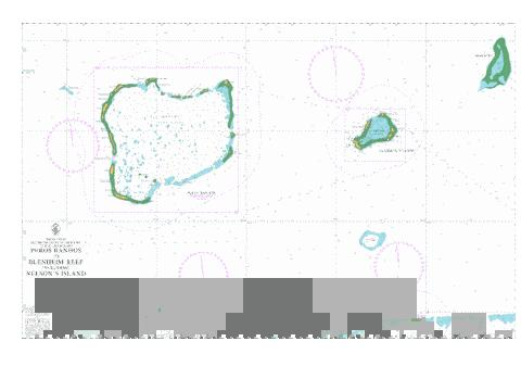 Peros Banhos to Blenheim Reef including Nelson's Island Marine Chart - Nautical Charts App