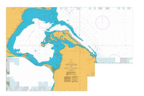 Trincomalee to Point Calimere Marine Chart - Nautical Charts App