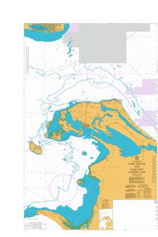 Palk Strait and Palk Bay (Eastern Part) Marine Chart - Nautical Charts App