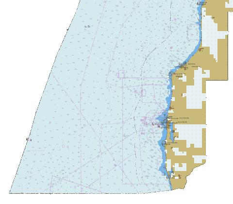 From Uzava to Pape Marine Chart - Nautical Charts App