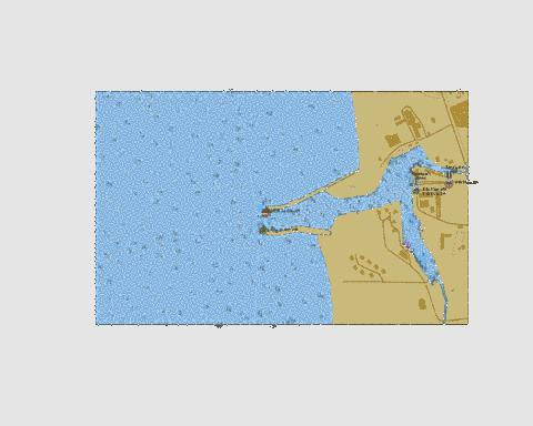 Port of Kuivizi Marine Chart - Nautical Charts App