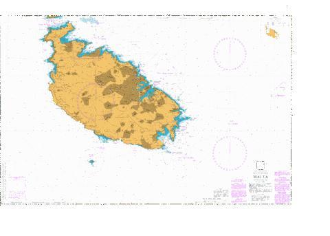 Malta (Marine Chart : MT_2538_0) | Nautical Charts App