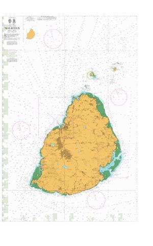 Mauritius (Marine Chart : MU_0711_0) | Nautical Charts App
