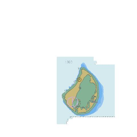 Indian Ocean - Islands North of Madagascar Marine Chart - Nautical Charts App