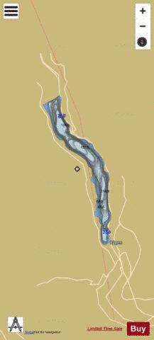 Losna Fishing Map - i-Boating App