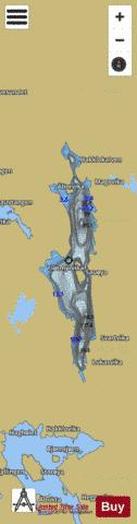 Hakkloa Fishing Map - i-Boating App