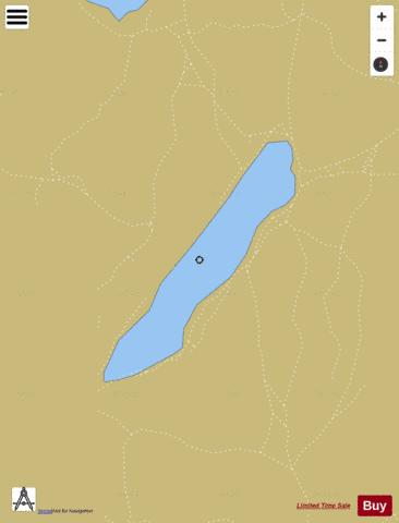 Lusevasan Fishing Map - i-Boating App