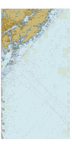 Arendal - Lillesand Marine Chart - Nautical Charts App