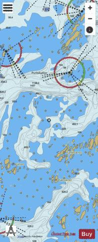 North Of Vega Marine Chart - Nautical Charts App