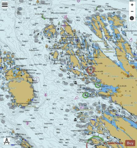 Mongstad Marine Chart - Nautical Charts App