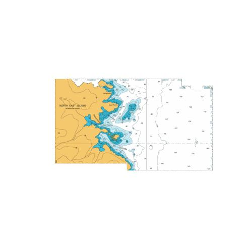 Ho Ho Bay,NU Marine Chart - Nautical Charts App