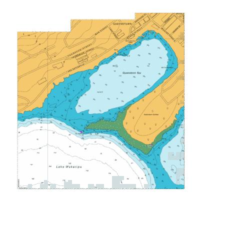 Queenstown Bay,NU Marine Chart - Nautical Charts App