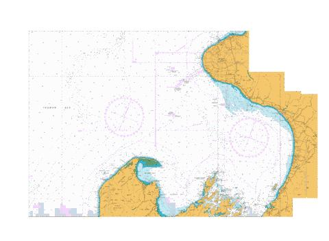 Western Approaches to Cook Strait,NU Marine Chart - Nautical Charts App