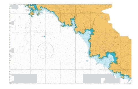 Great Barrier Island (Southern Part),NU Marine Chart - Nautical Charts App