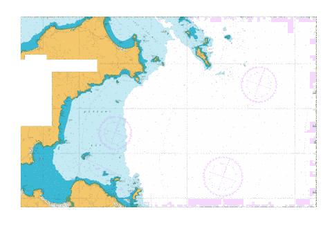 Mercury Bay,NU Marine Chart - Nautical Charts App