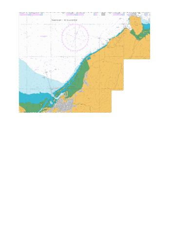 Nelson Harbour And Entrance,NU Marine Chart - Nautical Charts App