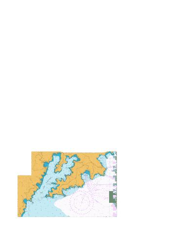 Port Underwood,NU Marine Chart - Nautical Charts App