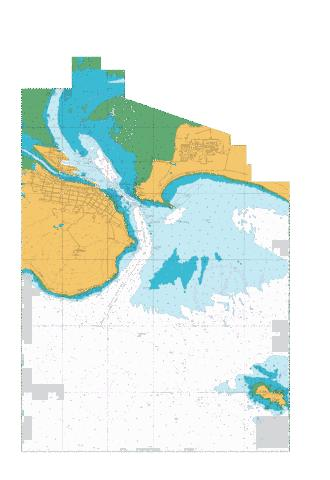 Bluff Harbour and Entrance,NU Marine Chart - Nautical Charts App