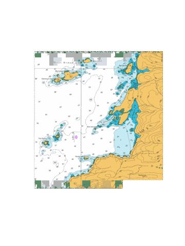 Easy Harbour,NU Marine Chart - Nautical Charts App