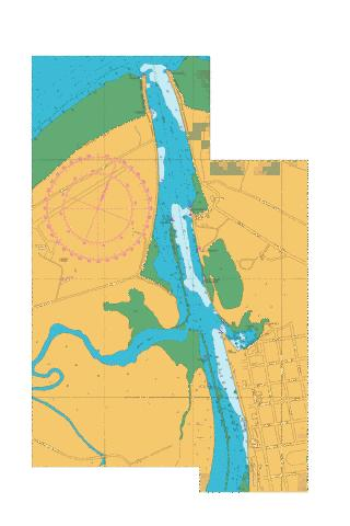 Westport Harbour - South,NU Marine Chart - Nautical Charts App