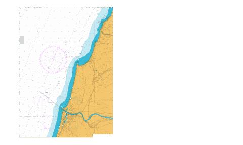 Approaches to Greymouth,NU Marine Chart - Nautical Charts App