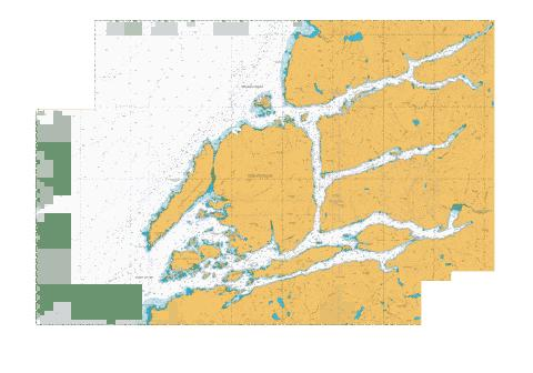 Breaksea Sound and Dusky Sound,NU Marine Chart - Nautical Charts App