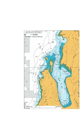 South Port,NU Marine Chart - Nautical Charts App