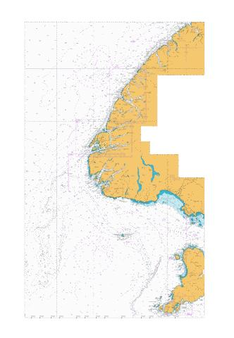 Western Approaches to Foveaux Strait,NU Marine Chart - Nautical Charts App