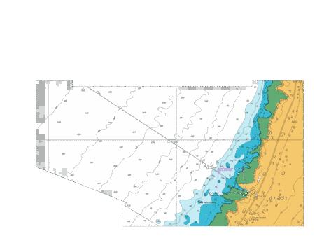 Alofi Anchorage,NU Marine Chart - Nautical Charts App