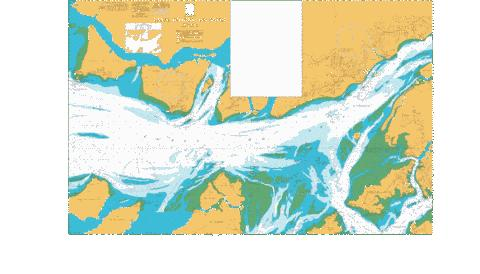 Canal do Geba and Bissau Marine Chart - Nautical Charts App