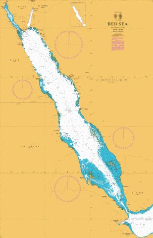 Red sea marine chart sa 4704 0 nautical charts app