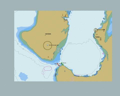 Red sea yemen southern entrance to madiq kamaran marine chart red sea yemen southern entrance to madiq kamaran marine chart nautical charts app gumiabroncs Image collections
