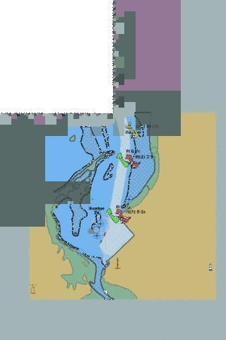 Yemen - Port of Hudaydah Marine Chart - Nautical Charts App