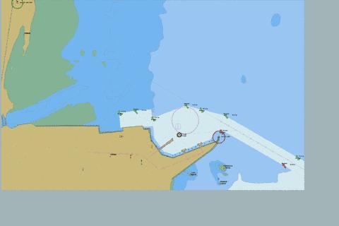 Gulf of Aden - Yemen - Little Aden Oil Harbour (Marine Chart ...