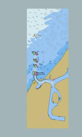 United Arab Emirates - Ajman Marine Chart - Nautical Charts App
