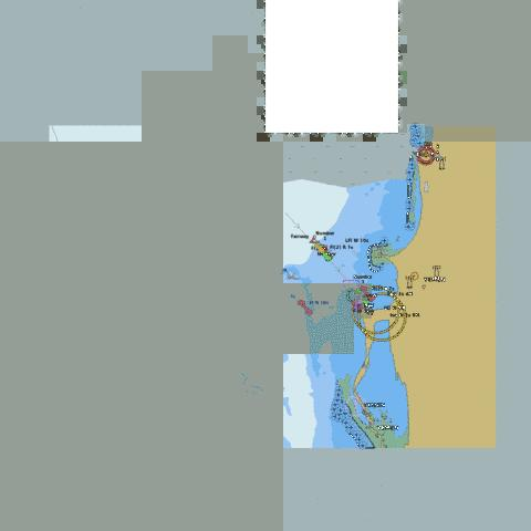 ENC CELL - Red Sea - Yemen - Al Mukha Marine Chart - Nautical Charts App