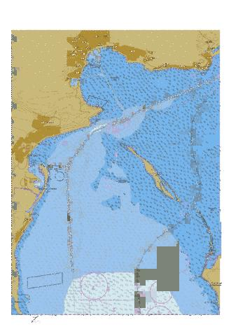 Approaches to Kerch Port Marine Chart - Nautical Charts App