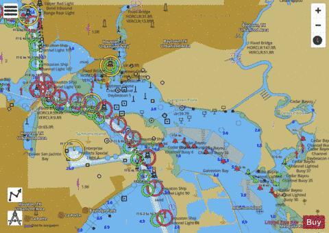 HOUSTON SHIP CHANNEL (Marine Chart : US11328_P82) | Nautical ... on map of hobby airport terminal, map of salt lake city terminal, map of orlando international airport terminal, map of newark terminal, map of humphrey terminal, map of dover terminal, map of frankfurt terminal, map of dulles terminal,