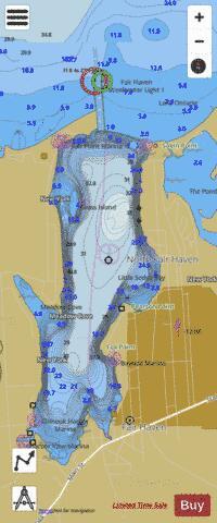 LITTLE SODUS BAY INSET (Marine Chart : US14803_P1116 ... on palmyra ny map, baldwinsville ny map, naples ny map, niagara falls ny map, lake champlain ny map, newark ny map, poughkeepsie ny map, webster ny map, wayne county ny map, lockport ny map, southampton ny map, elmira ny map, waterloo ny map, rye ny map, auburn ny map, bedford ny map, clermont ny map, lake erie ny map, utica ny map, clayton ny map,
