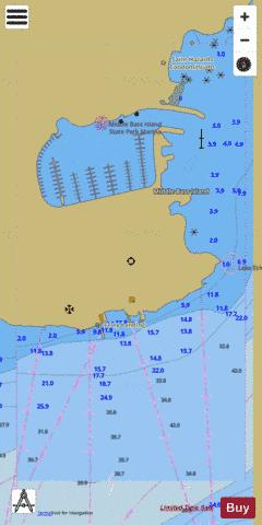 HARBOR PLANS NUMBER THREE 37 RIGHT Marine Chart - Nautical Charts App