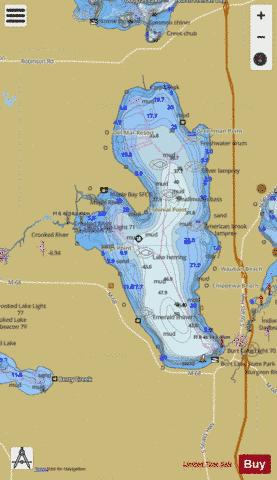 INLAND ROUTE Marine Chart - Nautical Charts App