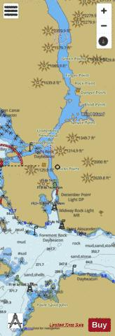 WRANGELL NARROWS Marine Chart - Nautical Charts App
