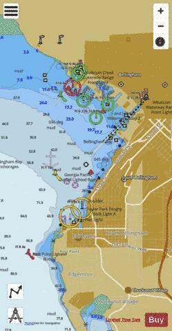 Bellingham To Everett Inc San Juan Islands Bellingham