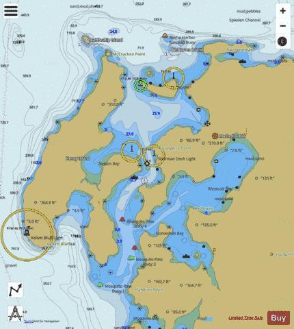 Bellingham To Everett Inc San Juan Islands Roche Harbor