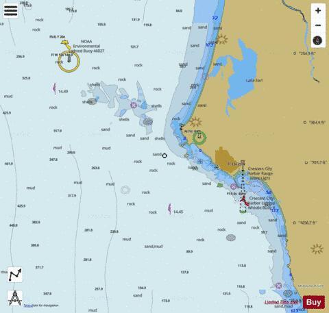 ST. GEORGE REEF AND CRESCENT CITY HARBOR (Marine Chart ... on san joaquin river ca map, tucson ca map, sonora ca map, wildwood ca map, la conchita ca map, anchor bay ca map, ukiah ca map, fort bragg ca map, eureka ca map, redding ca map, redwood national park map, fresno ca map, astoria ca map, walker ca map, humboldt ca map, yreka ca map, gold beach ca map, fort tejon ca map, san francisco ca map, susanville ca map,